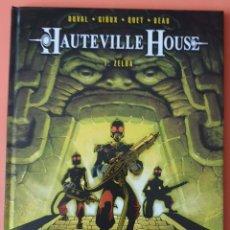 Cómics: HAUNTEVILLE HOUSE - ZELDA - TOMO 1. Lote 210078036