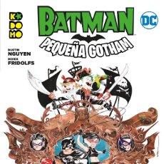 Cómics: BATMAN PEQUEÑA GOTHAM : ESCAPADA TROPICAL - ECC / DC KODOMO / RUSTICA. Lote 210081673