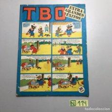 Fumetti: TBO. Lote 210116960