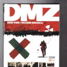 Cómics: DMZ 3 - ECC / DC VERTIGO / TAPA DURA. Lote 210284828