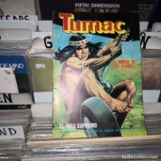 Cómics: TUMAC Nº 5. EL INCA SUPREMO. EL AMIGO DE LOS POBRES. JESUS BLASCO.. Lote 210374980