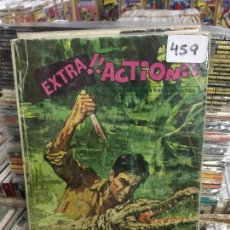 Cómics: EXTRA ACTION NOVELAS GRÁFICAS PARA ADULTOS NUMERO 1 NORMAL ESTADO. Lote 210405755