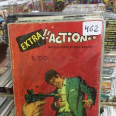 Cómics: EXTRA ACTION NOVELAS GRÁFICAS PARA ADULTOS NUMERO 8 NORMAL ESTADO. Lote 210405922
