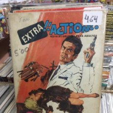 Cómics: EXTRA ACTION NOVELAS GRÁFICAS PARA ADULTOS NUMERO 9 NORMAL ESTADO. Lote 210405972