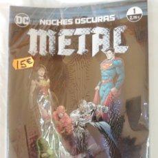 Comics : NOCHES OSCURAS, METAL, LOTE DEL 1 AL 7. DC. Lote 210407827