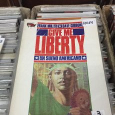 Cómics: NORMA GIVE ME LIBERTY NUMERO 1 NORMAL ESTADO. Lote 210408038