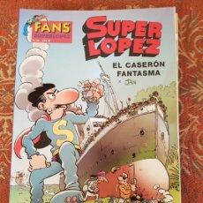 Cómics: SUPERLOPEZ FANS,SUPER LOPEZ DEL 38 AL 52 EDICIONES B.COMO NUEVOS.PRIMERAS EDICIONES.VER FOTOS.. Lote 210412552