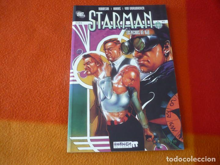 STARMAN LOS PECADOS DEL HIJO ( JAMES ROBINSON HARRIS ) ¡MUY BUEN ESTADO! DOLMEN (Tebeos y Comics - Comics otras Editoriales Actuales)