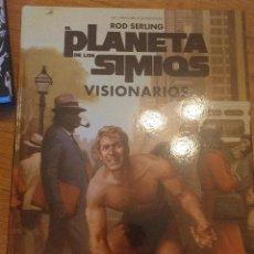 Cómics: EL PLANETA DE LOS SIMIOS. VISIONARIOS, PANINI COMICS. Lote 210444687