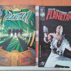 Cómics: PLANETARY 5, 6, ELLIS, CASSADAY, WILDSTORM - COMIC. Lote 210470457