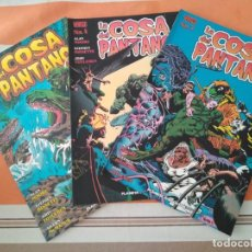 Cómics: LA COSA DEL PANTANO 3 4 8 - COMIC - VERTIGO. Lote 210471918