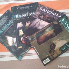 Cómics: THE SANDMAN 4 8 13 14 PLANETA VERTIGO. Lote 210472291