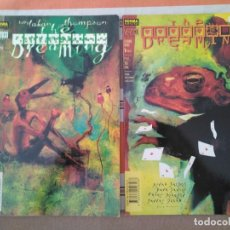 Cómics: THE DREAMING - BESO COYOTE - EXTRAÑO AMOR. Lote 210472486