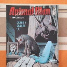 Cómics: ANIMAL MAN - CARNE Y SANGRE 1 - VERTIGO. Lote 210472612