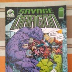 Cómics: SAVAGE DRAGON - ALETA - 6. Lote 210473262