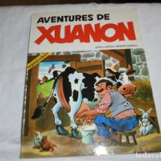 Cómics: AVENTURES DE XUANON GUION Y DIBUJOS:ADOLFO GARCIA 1982.-2ª EDICION. Lote 210477890