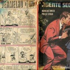 Cómics: AGENTE SECRETO X9, NUMERO UNICO. Lote 210488278