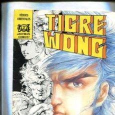 Cómics: TIGRE WONG NUMERO 03. Lote 210491096