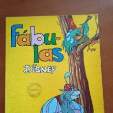Cómics: FABULAS DISNEY * SUSAETA 1975. Lote 210491717