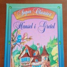 Cómics: HANSEL I GRETEL Nº 3 * SUPER CLASSICS * EN CATALAN * SUSAETA 1993. Lote 210497786