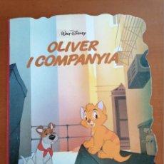 Cómics: OLIVER I COMPAYIA * TROQUELADO TAPAS DURAS * BEASCOA * EN CATALAN. Lote 210517775
