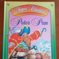 Cómics: PETER PAN Nº 5 * SUPER CLASSICS * EN CATALAN * SUSAETA 1993. Lote 210518026