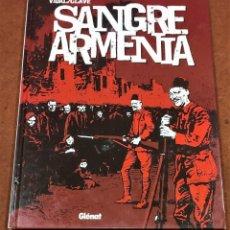 Cómics: SANGRE ARMENIA. GUY VIDAL.. Lote 210518815