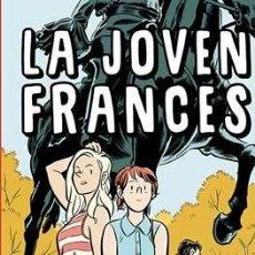 Cómics: LA JOVEN FRANCES - HARTLEY LIN - ASTIBERRI. Lote 210525940