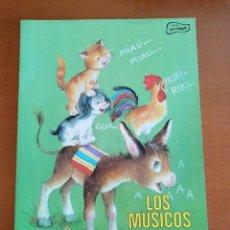 Cómics: LOS MUSICOS DE BREMEN * COLECCION TALISMAN Nº 2 ** TESTA * EJEMPLAR BELROS. Lote 210527451