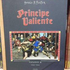 Cómics: PRINCIPE VALIENTE , DE HAL FOSTER, VOLUMEN 4, MANUEL CALDAS.. Lote 210608120
