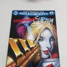 Cómics: ESCUADRON SUICIDA Nº 8 UNIVERSO DC RENACIMIENTO EDITORIAL ECC ESTADO NUEVO MAS ARTICULOS LEER. Lote 210618993