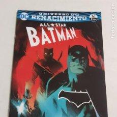 Cómics: ALL STAR BATMAN Nº 12 UNIVERSO DC RENACIMIENTO EDITORIAL ECC ESTADO NUEVO MAS ARTICULOS LEER. Lote 210619030