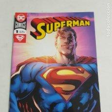 Cómics: SUPERMAN Nº 1 EDITORIAL ECC ESTADO NUEVO MAS ARTICULOS LEER. Lote 210619191