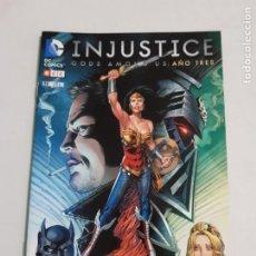 Cómics: INJUSTICE GOODS AMONG AÑO 3 Nº 36 EDITORIAL ECC ESTADO NUEVO MAS ARTICULOS LEER. Lote 210619326
