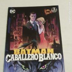 Cómics: BATMAN CABALLERO BLANCO Nº 1 EDITORIAL ECC ESTADO NUEVO MAS ARTICULOS LEER. Lote 210619395