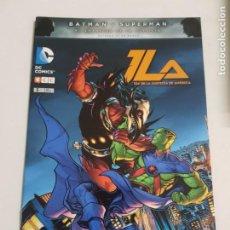 Cómics: BATMAN V SUPERMAN JLA Nº 5 EDITORIAL ECC ESTADO NUEVO MAS ARTICULOS LEER. Lote 210619432