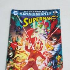 Cómics: SUPERMAN Nº 19 UNIVERSO DC RENACIMIENTO EDITORIAL ECC ESTADO NUEVO MAS ARTICULOS LEER. Lote 210623206