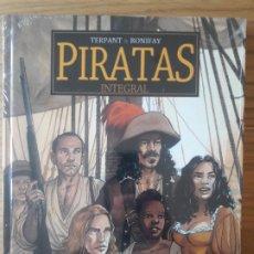 Comics: PIRATAS, INTEGRAL, TERPANT Y BONIFAY. ED. PONENT MON, 2014 NUEVO, PRECINTADO.. Lote 210624296