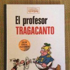 Comics: EL PROFESOR TRAGACANTO - CLASICOS DEL HUMOR / EDICION ESPECIAL COLECCIONISTA - RBA, TAPA DURA - GCH1. Lote 210632436