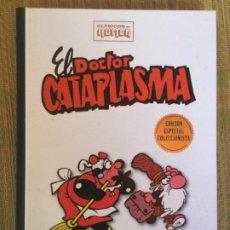 Comics: EL DOCTOR CATAPLASMA - CLASICOS DEL HUMOR / EDICION ESPECIAL COLECCIONISTA - RBA, TAPA DURA - GCH1. Lote 210633131