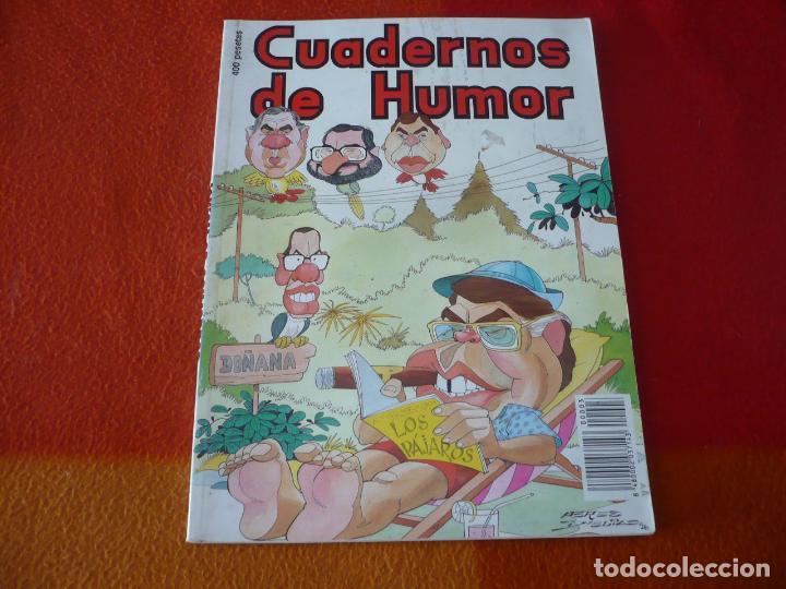 CUADERNOS DE HUMOR Nº 3 REVISTA SATIRICA (Tebeos y Comics - Comics otras Editoriales Actuales)
