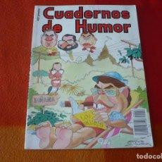 Cómics: CUADERNOS DE HUMOR Nº 3 REVISTA SATIRICA. Lote 210639530