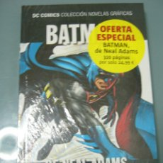 Cómics: BATMAN NEAL ADAMS 1. ECC. Lote 222853097