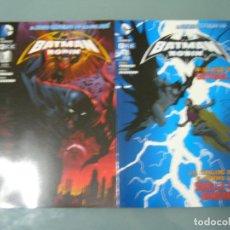 Cómics: BATMAN Y ROBIN 1 2. ECC. Lote 210790650