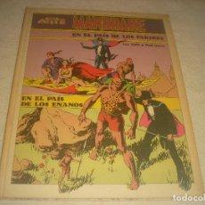Cómics: MANDRAKE N. 2. EL PAIS DE LOS FAKIRES Y EL DE LOS ENANOS. NOVENO ARTE.. Lote 210821475