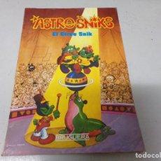 Cómics: ASTROSNIKS Nº 3 - EL CIRCO SNIK - BRUGUERA 1984. Lote 210938674
