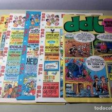 Cómics: LOTE 5 TEBEOS. DDT Y TEBEO 2000. Lote 210974512