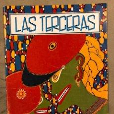 Cómics: LAS TERCERAS (CÓRDOBA 1986). HISTÓRICO FANZINE ORIGINAL: VV.AA. (BERNARDO TRUJILLO MORA, MAGAN,.... Lote 210982596