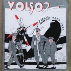 Cómics: VOL 502 N° 7 (PALMA DE MALLORCA 1985). HISTÓRICO FANZINE ORIGINAL; CINE, MÚSICA, CÓMIC,.... Lote 210982901