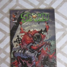 Cómics: SPAWN - THE BOOK OF SOULS - TODD MCFARLANE. Lote 211275471